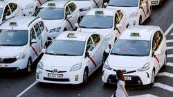 Los taxistas madrileños llevarán publicidad gratuita de