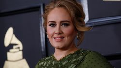 Adele et son mari Simon Konecki