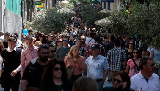 Ανοιχτά τα μαγαζιά την Κυριακή των Βαΐων-Πώς θα λειτουργήσουν τη Μεγάλη