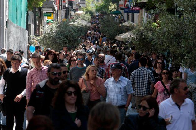 Ανοιχτά τα μαγαζιά την Κυριακή των Βαΐων-Πώς θα λειτουργήσουν τα καταστήματα τη Μεγάλη