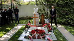 Σερβία: Η χήρα του Μιλόσεβιτς τάφηκε μέσα στον κοινό τους