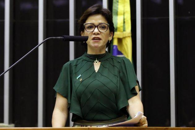 Deputada Alê Silva (PSL-MG) disse que Álvaro Antônio a ameaçou de morte em...