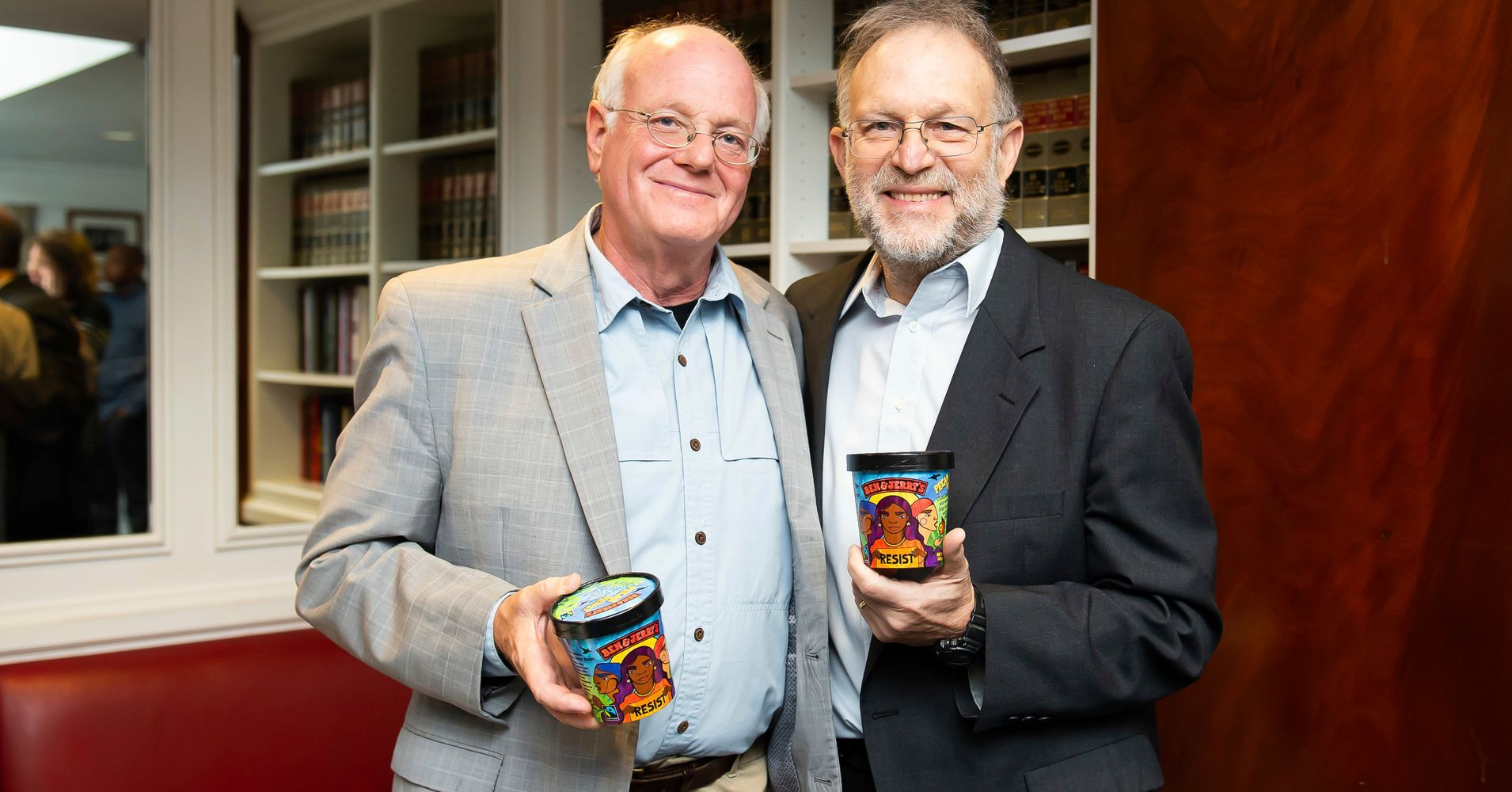 Ben & Jerry's Demands Congress Expunge Cannabis Convictions