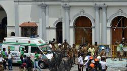 Huit explosions au Sri Lanka dans des hôtels et églises, au moins 290 morts et 500
