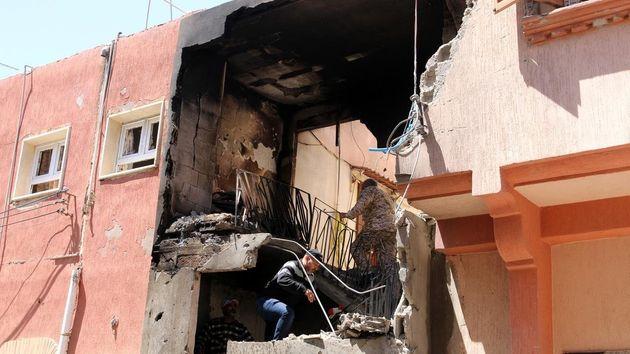 Λιβύη: Αεροπορικές επιδρομές τα ξημερώματα της Κυριακής στην