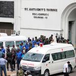 Σρι Λάνκα: Περισσότεροι από 150 νεκροί μετά τις εκρήξεις σε εκκλησίες και
