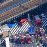 市バスが歩行者はね1人が死亡、2人心肺停止。運転手「バスが急発進、人をはねてしまった」