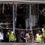 Explosions au Sri Lanka: le bilan grimpe à 156 morts, dont 35