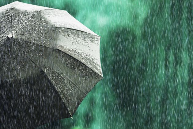 Fortes pluies sur l'ouest et le centre du pays à partir de cet