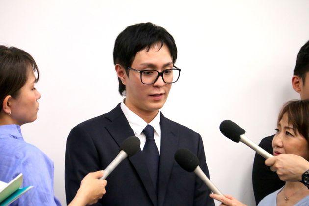 浦田直也、記者会見で謝罪 暴行については「記憶に残っていない」
