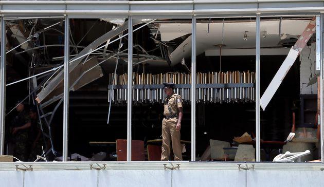 스리랑카 연쇄 폭발 사망자 수가 200명을