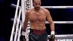 Badr Hari suspendu 19 mois pour