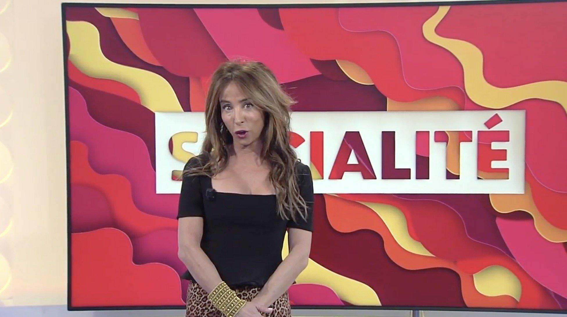 El patadón al diccionario de María Patiño en