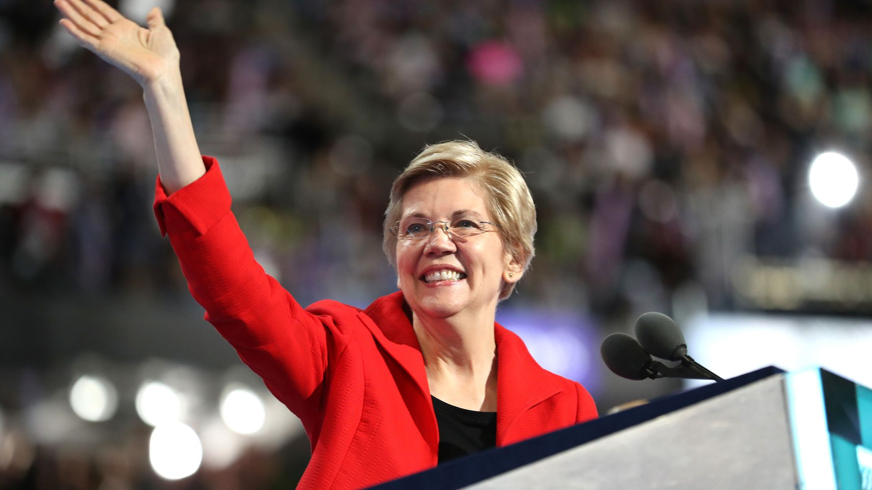 Elizabeth Warren Proposes Wiping Out Almost Everyone's Student Debt