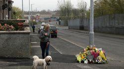 Les deux suspects arrêtés après la mort d'une journaliste en Irlande du Nord