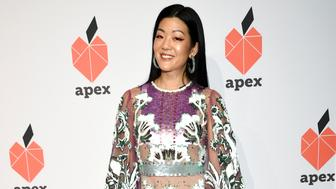 Allure magazine editor-in-chief Michelle Lee attends the Apex for Youth 27th annual Inspiration Awards gala at Cipriani Wall Street on Wednesday, April 17, 2019, in New York. (Photo by Evan Agostini/Invision/AP)