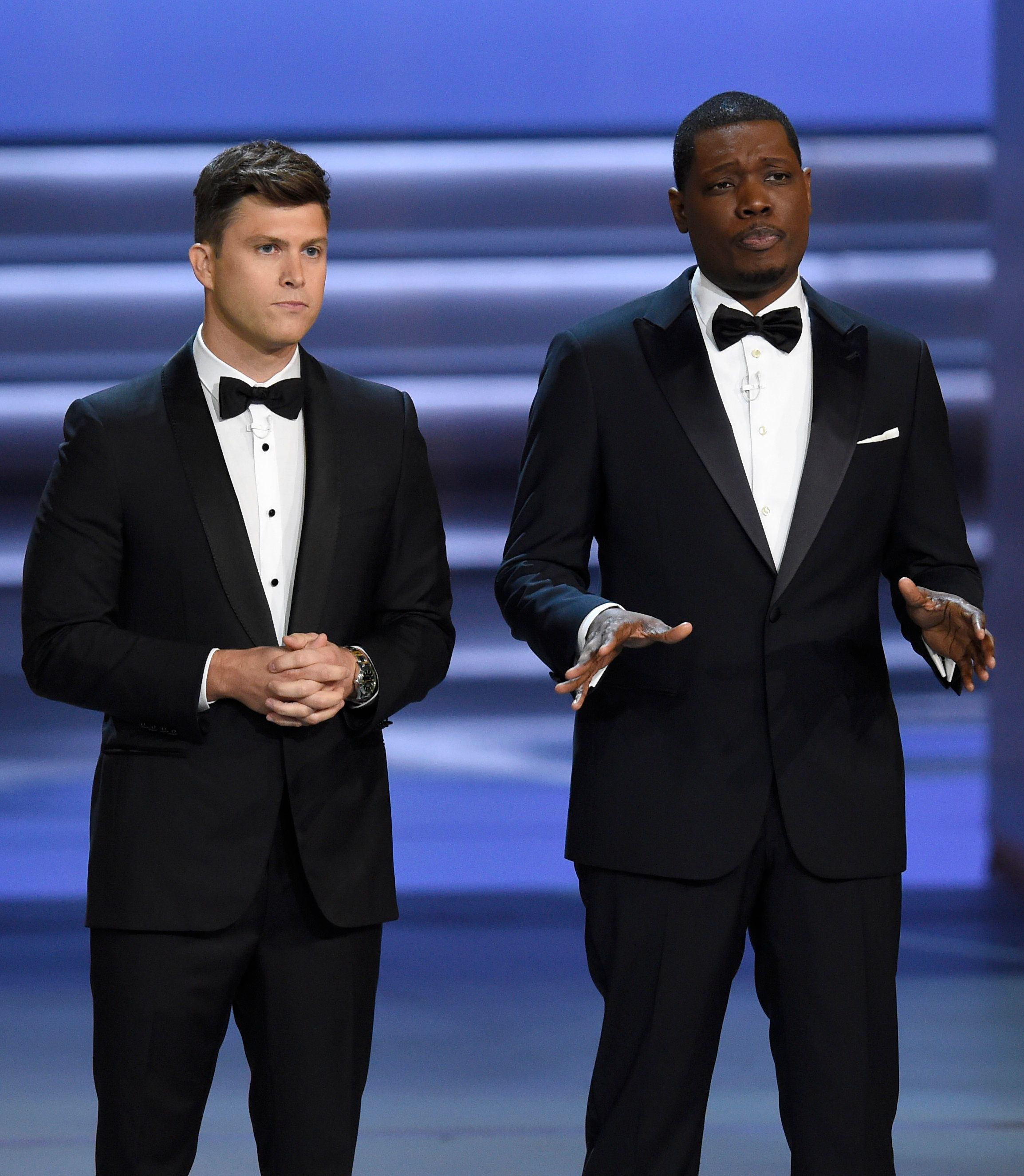 Michael Che Berates Culture Writer For Mocking 'SNL' Co-Star Colin Jost