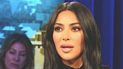 Kim Kardashian Defends Working With Donald Trump On Prison