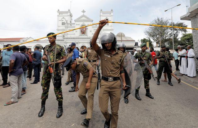Sri Lanka: une bombe artisanale désactivée près de l'aéroport de
