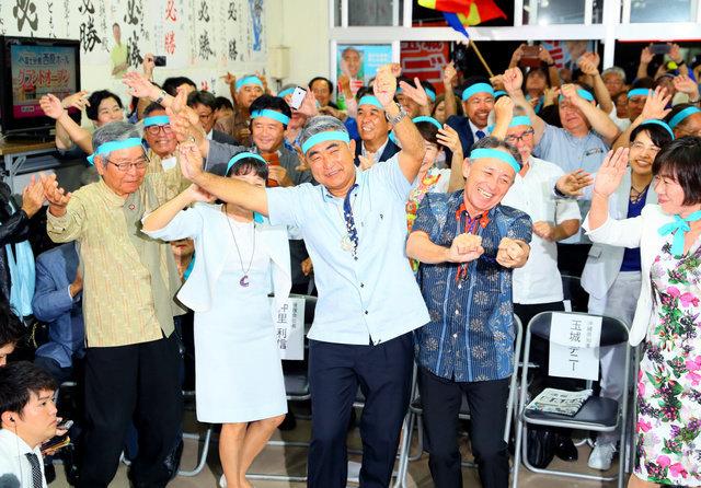辺野古移設に3度目の「NO」沖縄選挙で民意示し、政府の強硬姿勢に反発