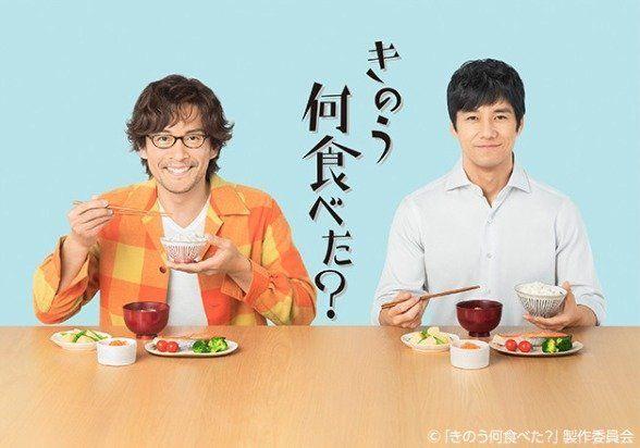 内野聖陽さん(左)西島秀俊さん(右)