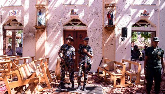 스리랑카 교회·호텔 연쇄폭발에 대해 지금까지 알려진