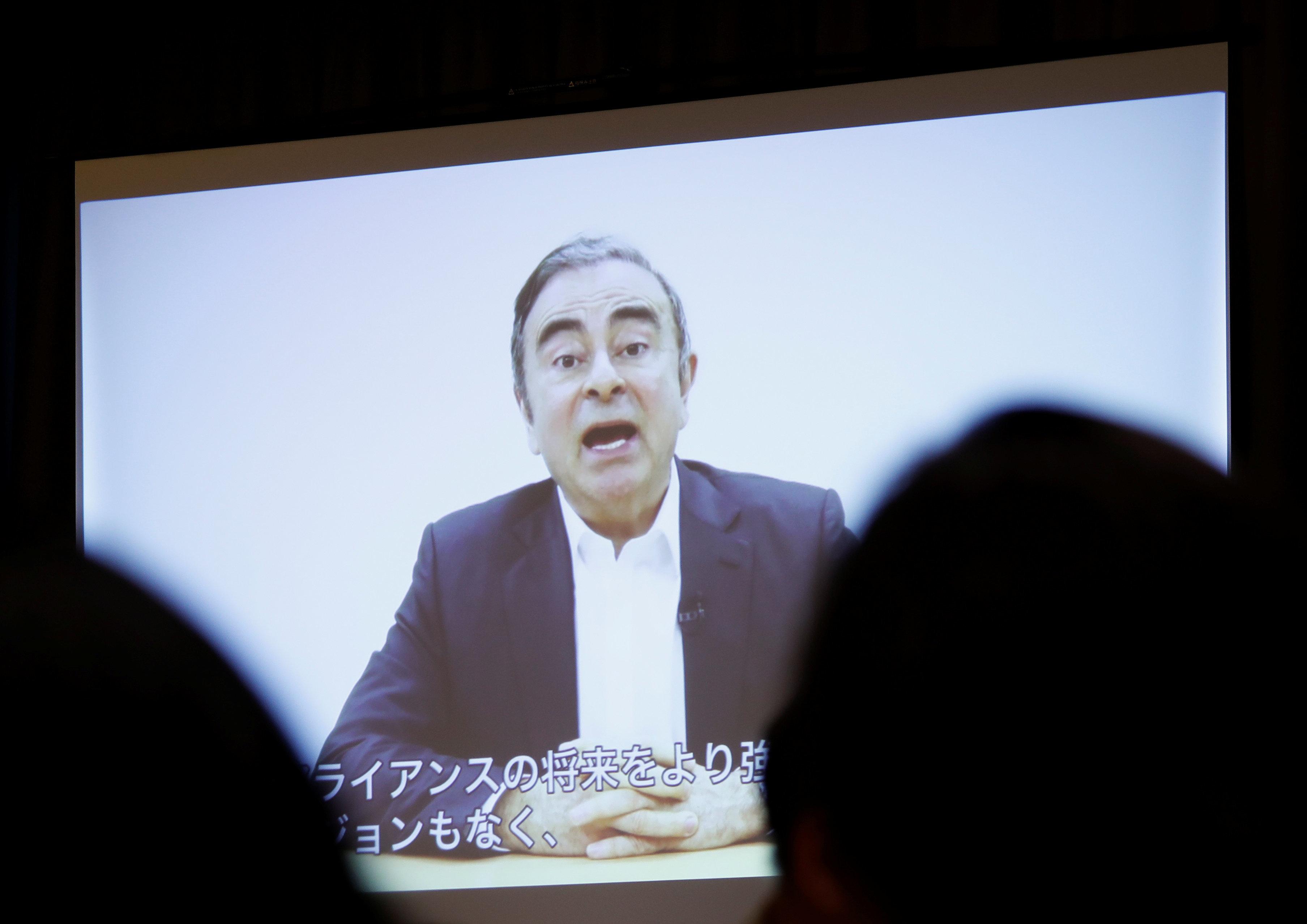 Carlos Ghosn inculpé pour la quatrième fois au
