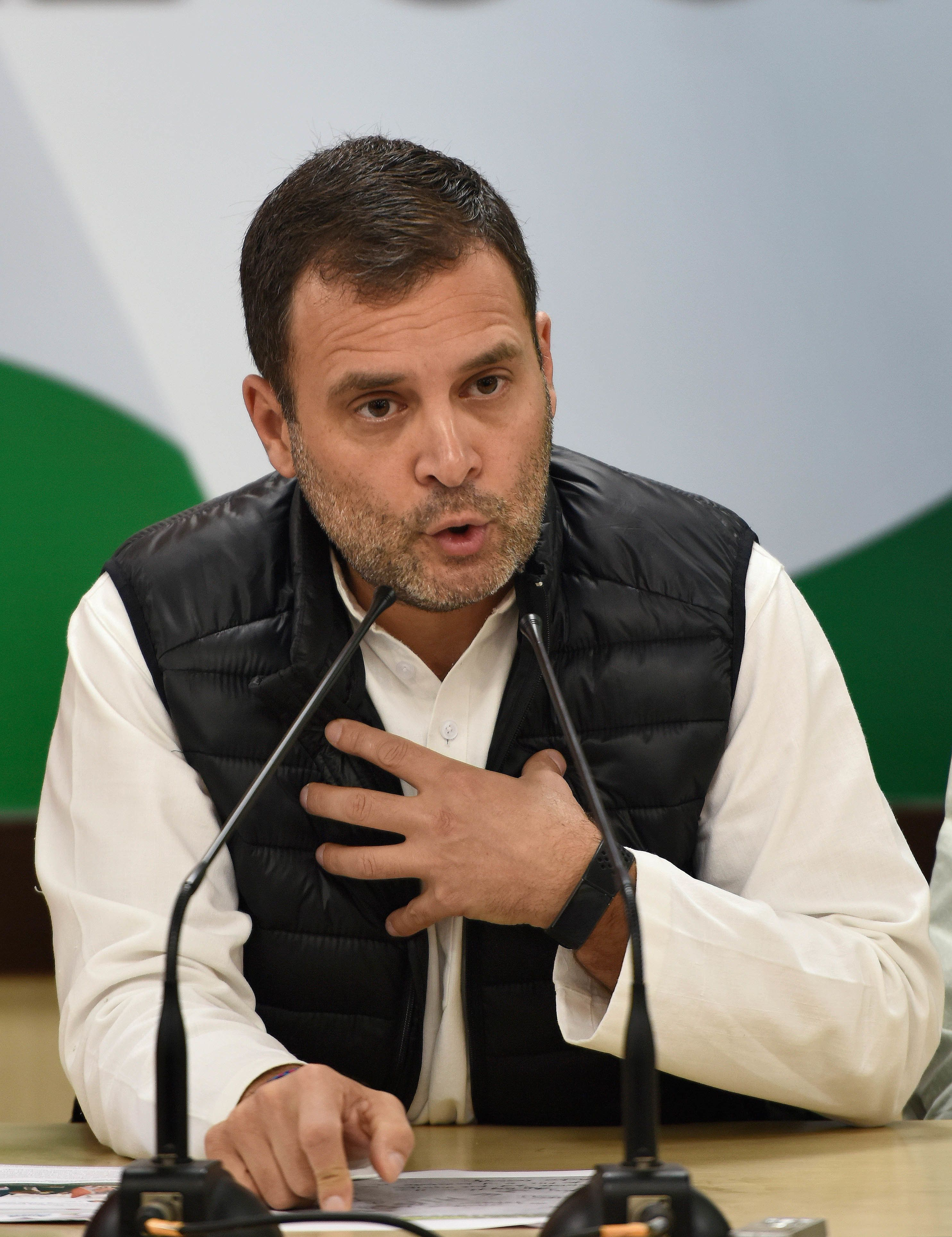 Rahul Gandhi Expresses Regret To SC Over 'Chowkidar Chor Hai'