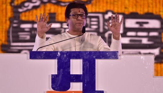 How Raj Thackeray Became Modi's Biggest Fact