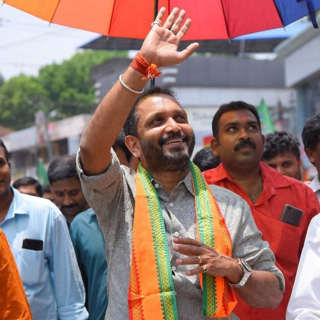 Can K Surendran Give BJP A Winning Chance In