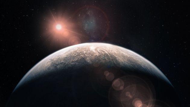Μεταλλικό πυρήνα μεγάλο σαν της Γης έχει ο