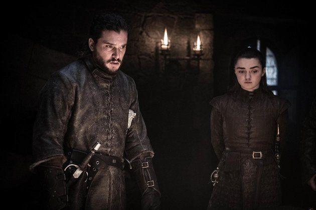 Les Stark se préparent à affronter les Marcheurs
