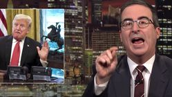 'A Masterpiece!' John Oliver Revels In His Favorite Moment Of The Mueller