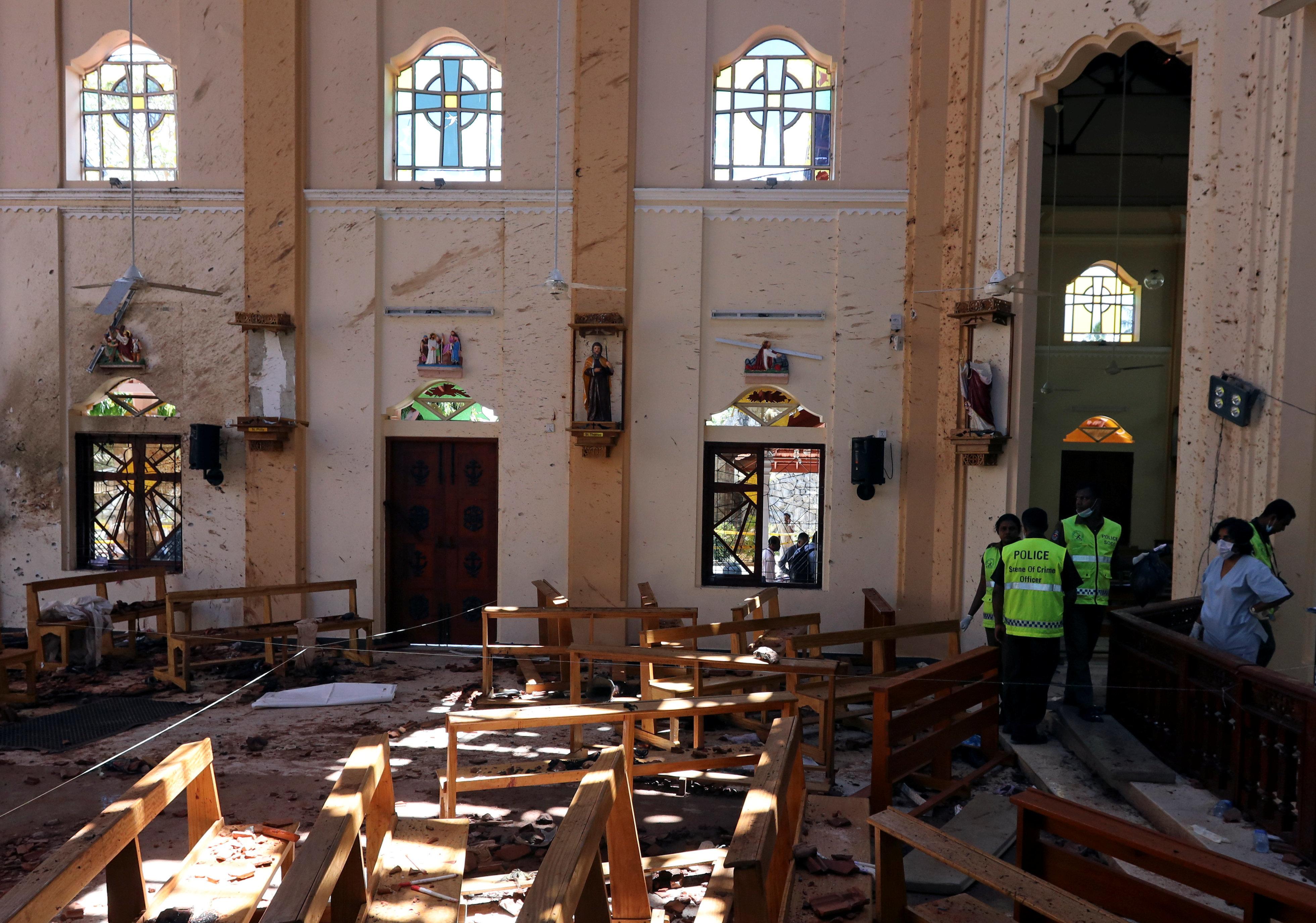 Une Marocaine blessée dans les attentats au Sri