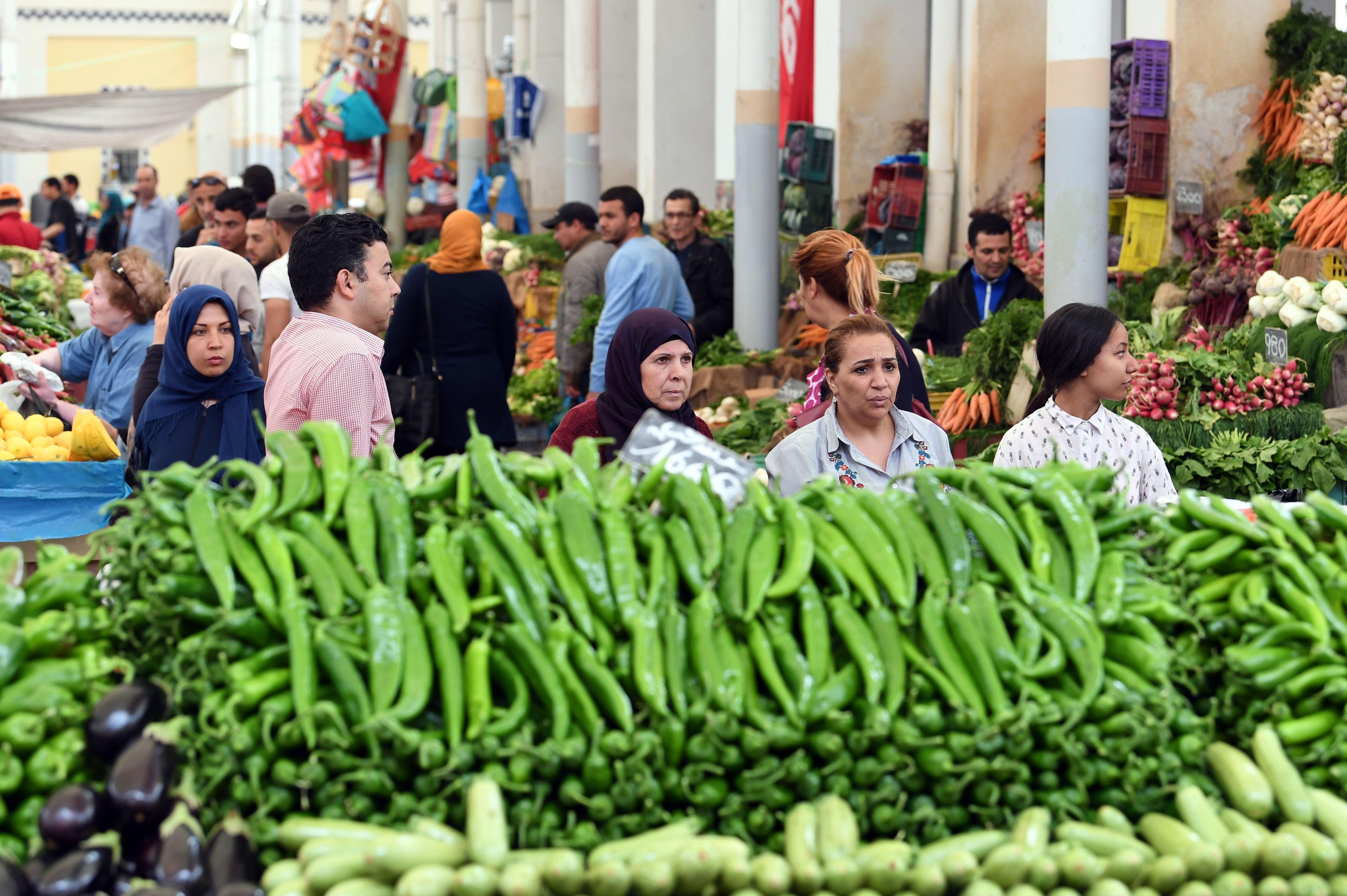 Prix au marché de gros de Bir El Kassaa: Guerre des chiffres entre le ministère de l'Agriculture et le ministère du