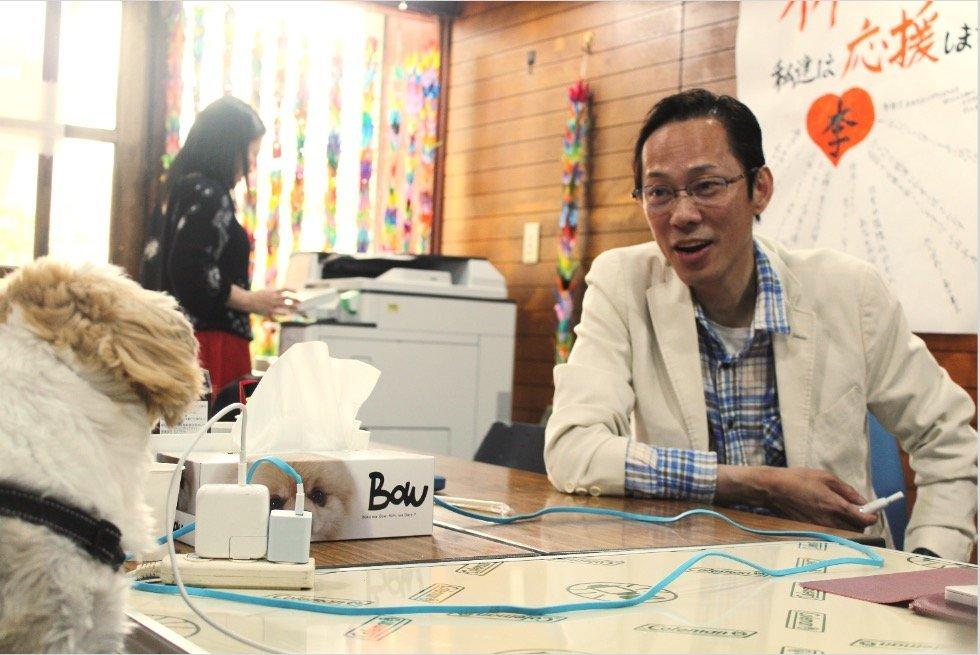 「歌舞伎町案内人」李小牧さん、4年後の新宿区議選への再挑戦を明言。落選で意識を失い救急車で運ばれてから一夜