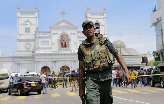 Sri Lanka: 13 suspects liés à l'attentat meurtrier ont été
