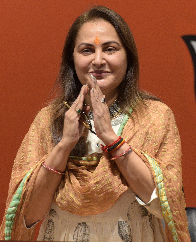Can Jaya Prada Defeat Azam Khan In