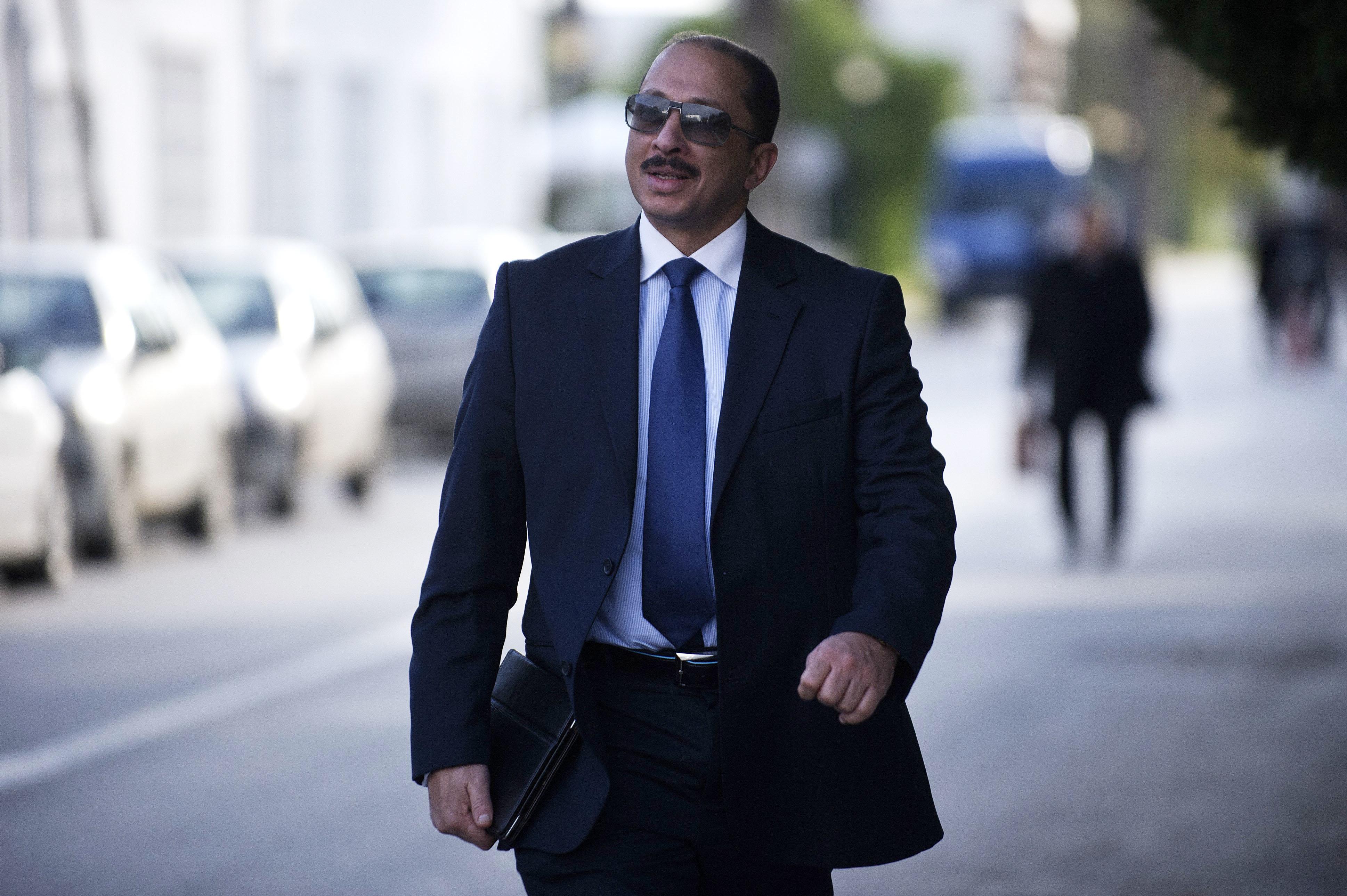 Mohamed Abbou, candidat du Courant Démocrate (Attayar) à la