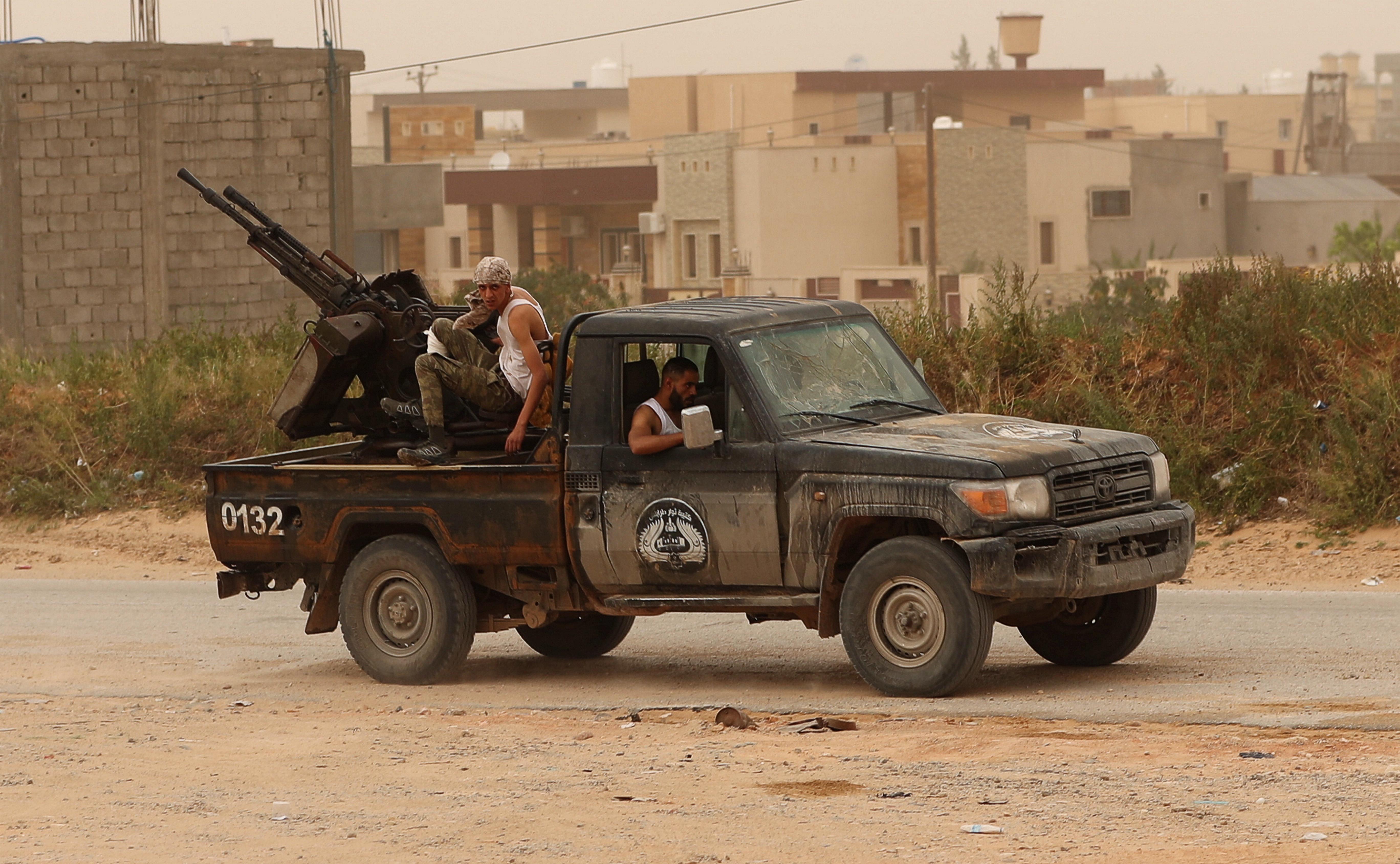 Libia: una partida de ajedrez militar larga y con complejas aristas