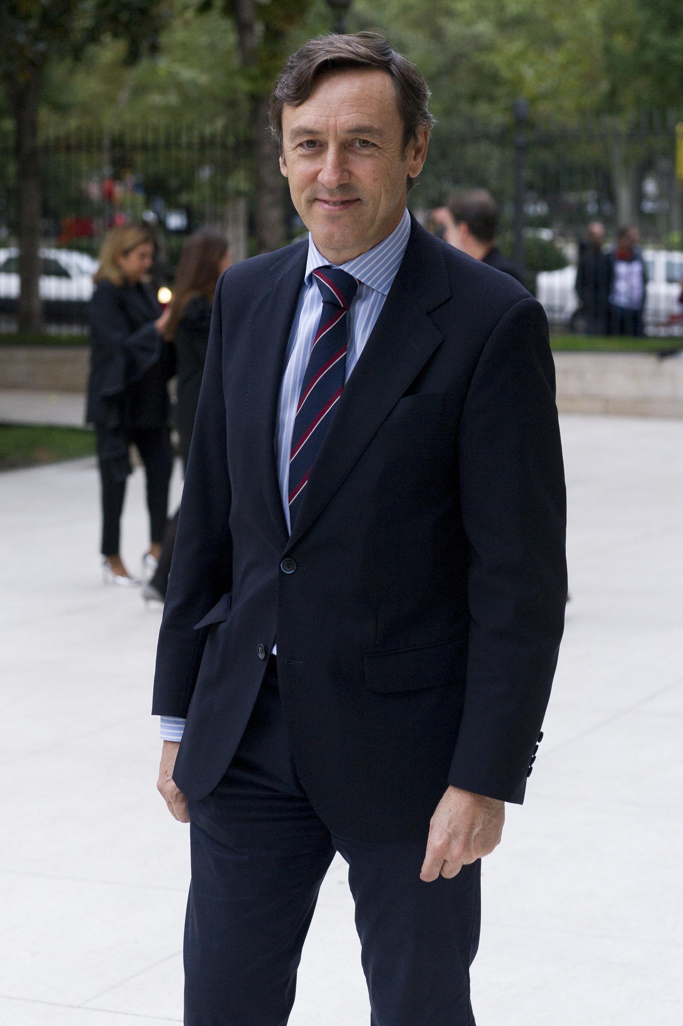 """Rafael Hernando (PP): """"Vox hace propuestas que parecen sacadas del quinto"""