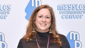 NEW YORK, NY - SEPTEMBER 26:  Abigail Disney attends The Maysles Documentary Center's Albie Award Dinner at a Private Club on September 26, 2018 in New York City.  (Photo by Sean Zanni/Patrick McMullan via Getty Images)