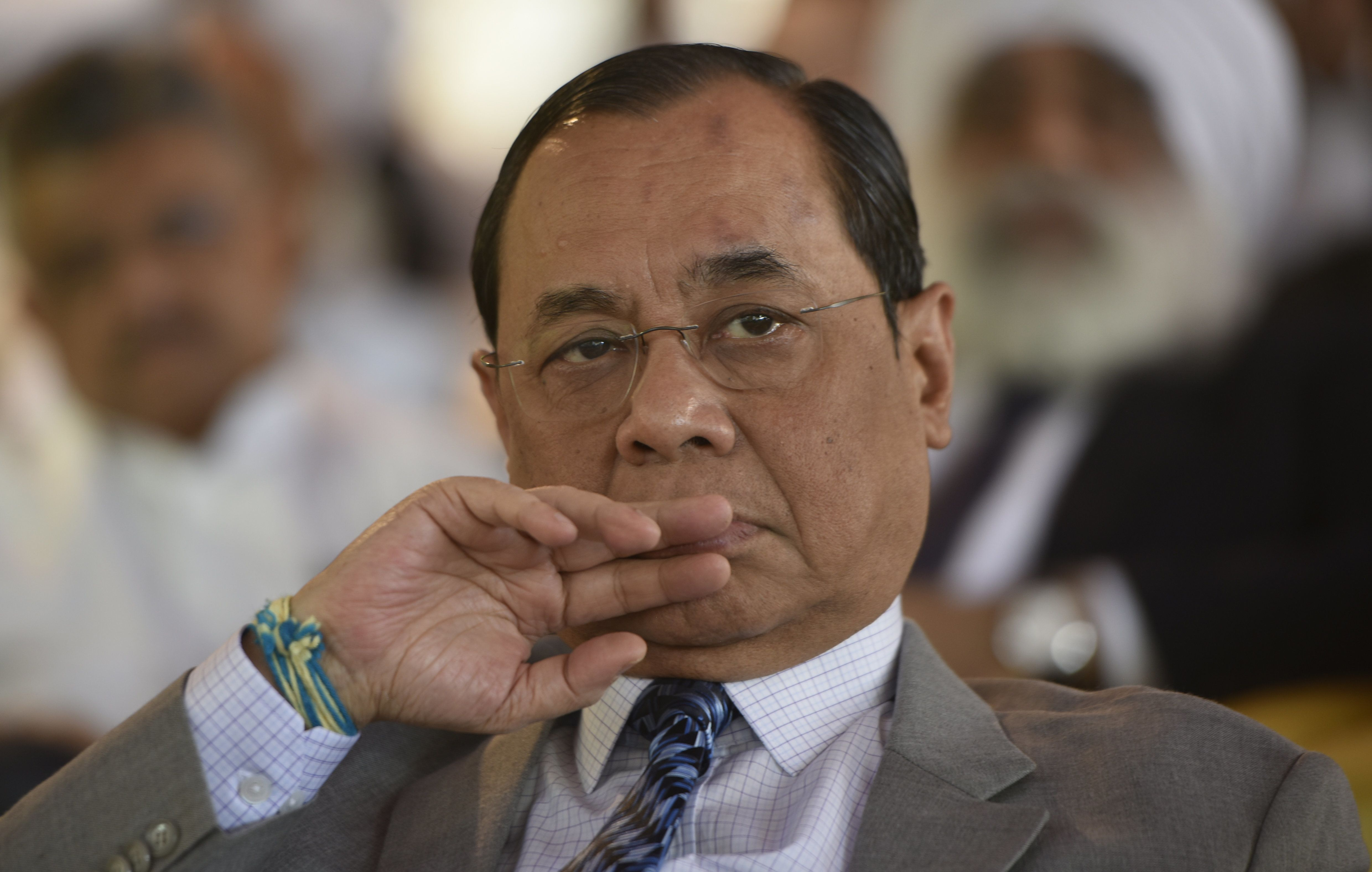 If SC's Integrity Is Threatened, It Isn't From Allegations Against CJI