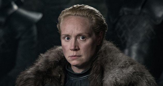 Cette scène avec Brienne de Torth dans l'épisode 2 de la saison 8 de