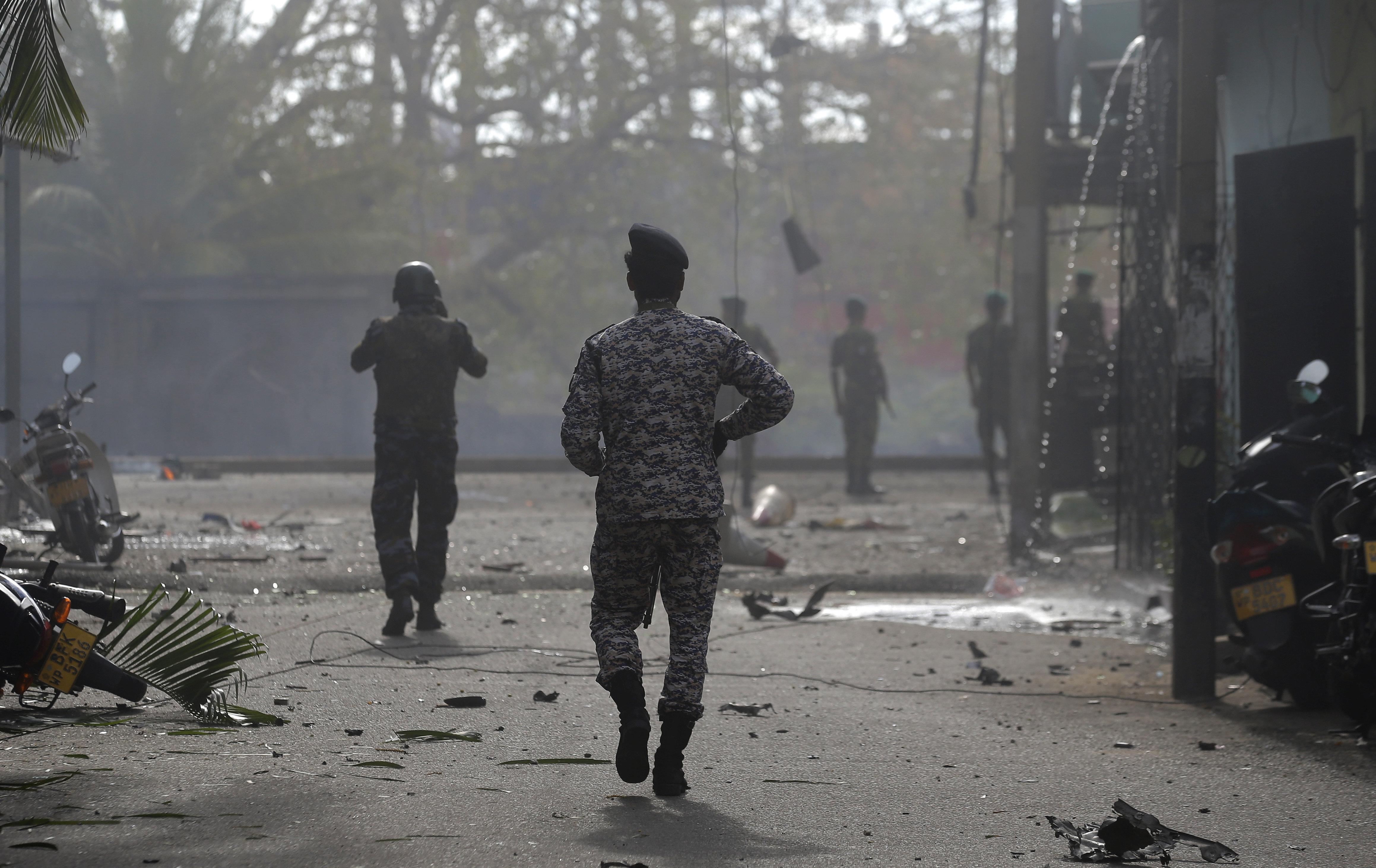 Un Français parmi les victimes des attentats au Sri