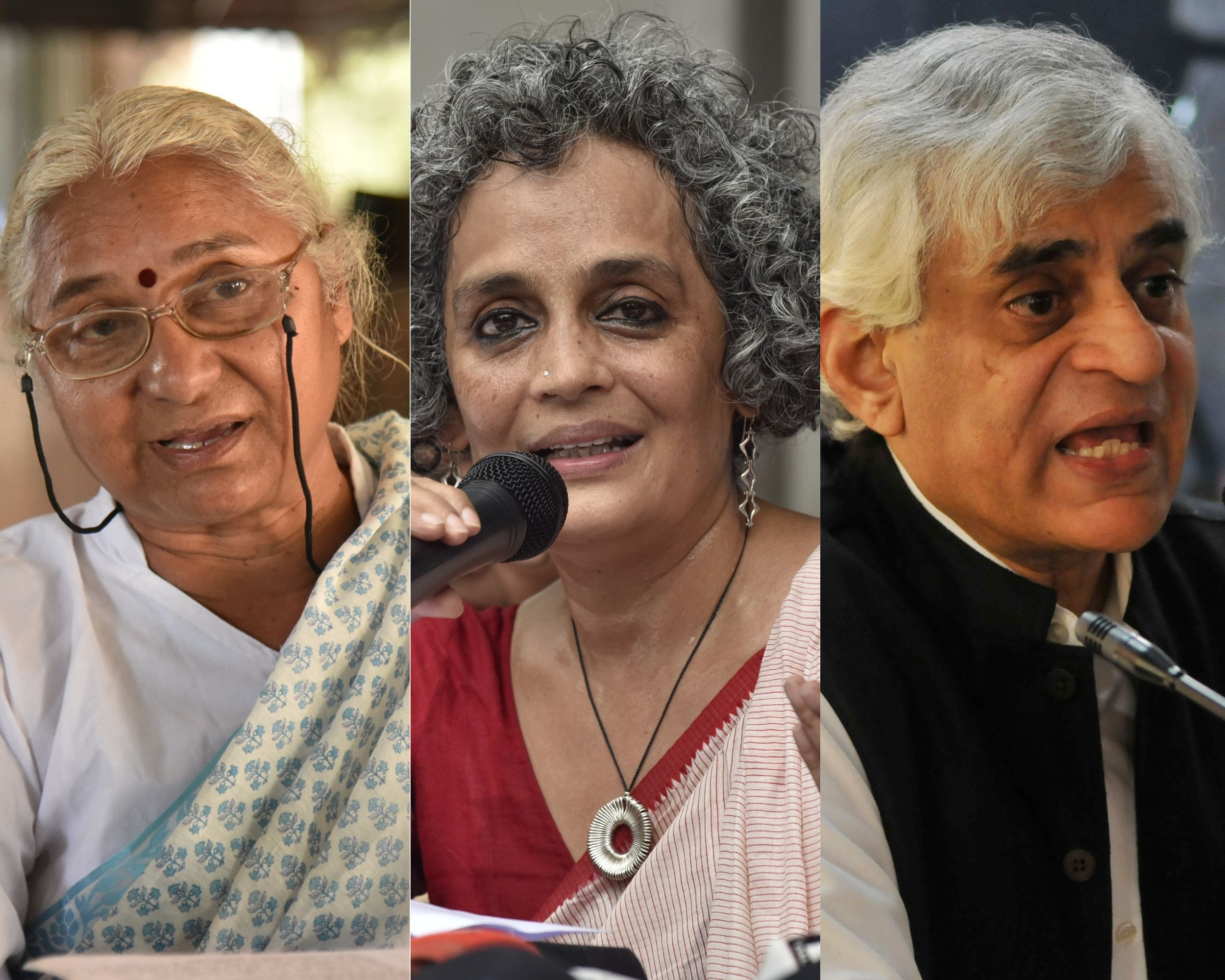 Arundhati Roy, Medha Patkar, Others Seek Independent Inquiry Into Sexual Harassment Allegations Against...