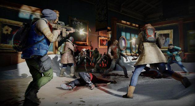 La horda zombie de 'Guerra Mundial Z' llega a las