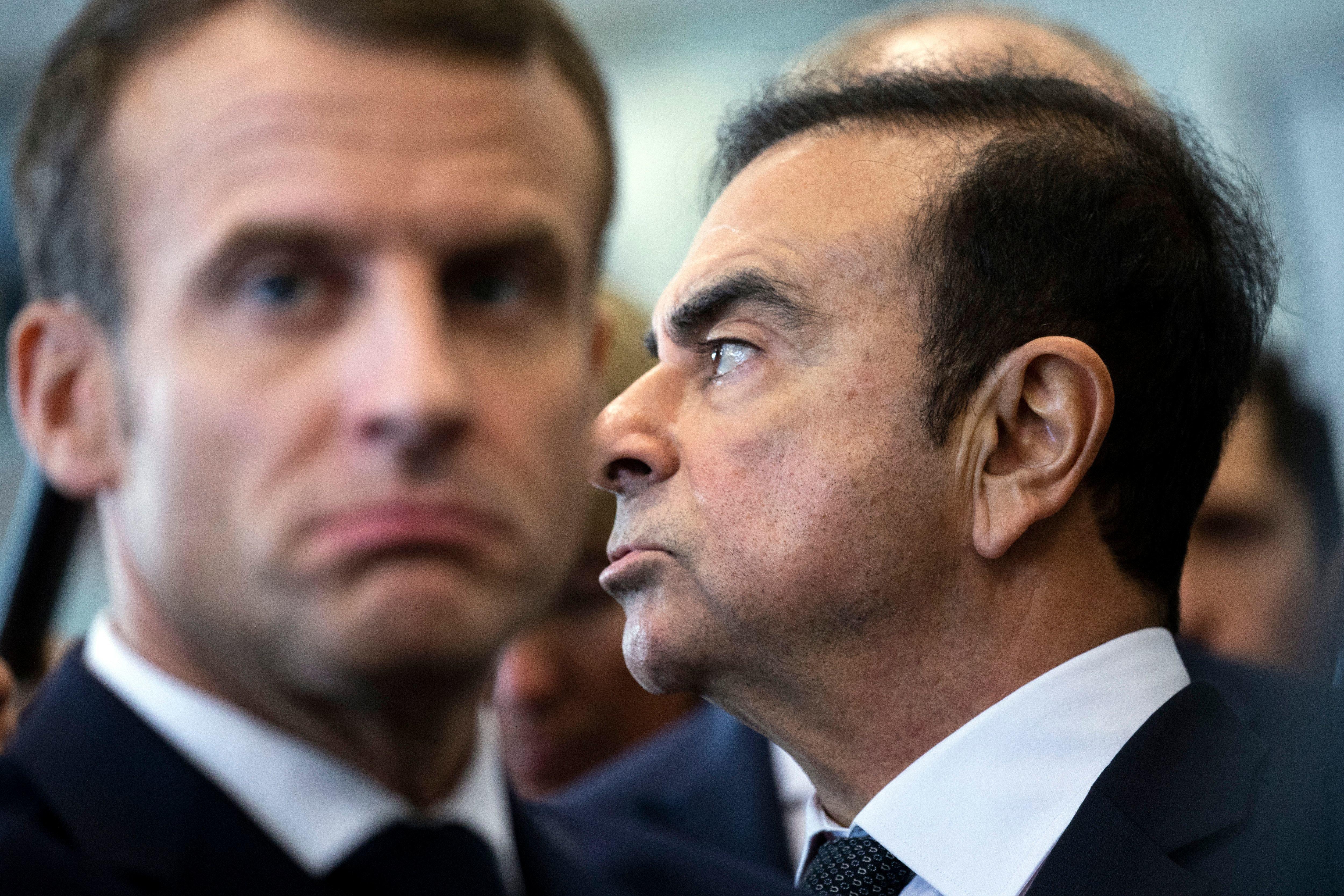 Macron pourrait-il aider Carlos