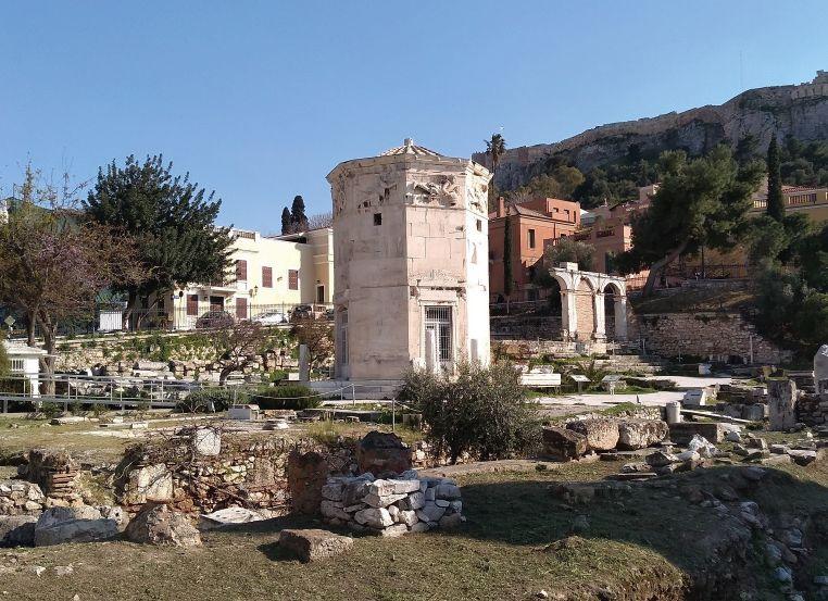 O Πύργος των Ανέμων, ο αρχαιότερος...