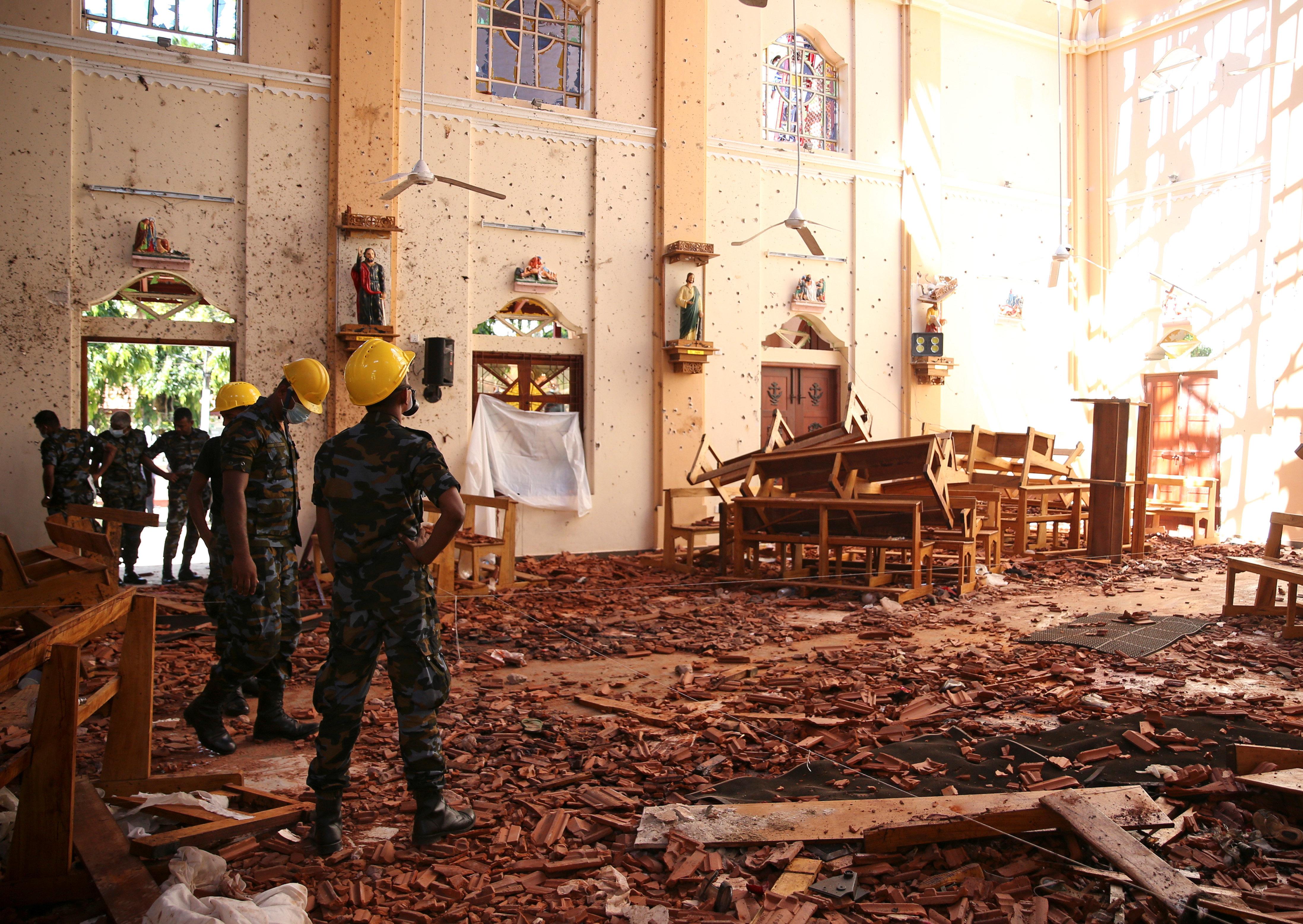 Σρι Λάνκα: Οι Αρχές είχαν προειδοποιηθεί για τις επιθέσεις - Αλλά δεν έκαναν